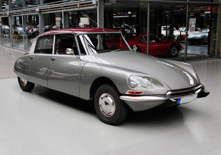 Wunschrestaurierung eines Citroën D-Super von 1972