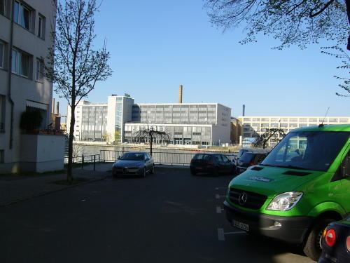 Der Campus der HTW