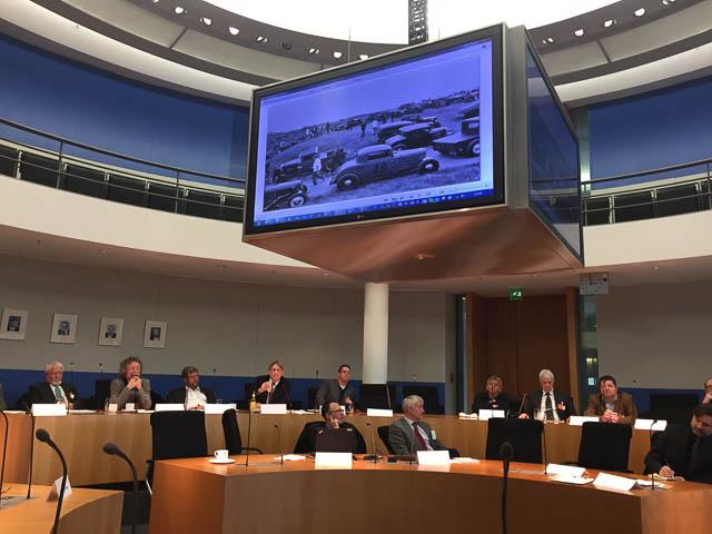 Parlamentskreis Automobiles Kulturgut