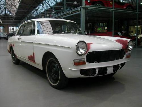 404 Coupe Restaurierung