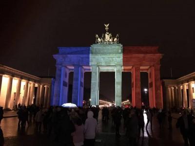 Unser Mitgefühl zu den Ereignissen in Paris