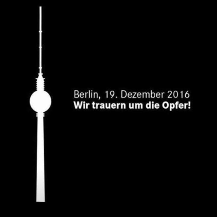 Unser Geschäftsführer zu den Ereignissen am Breitscheidplatz in Berlin