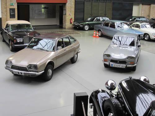 Zwei Wankel-Citroën