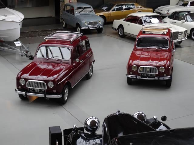 Renault R4 L und R4 Super